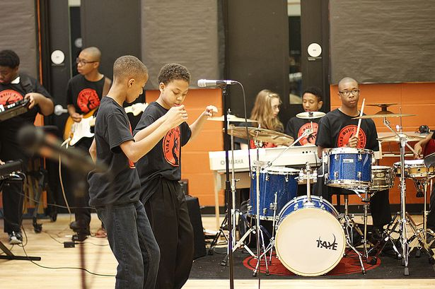 Stax Music Academy Junior Rhythm Section