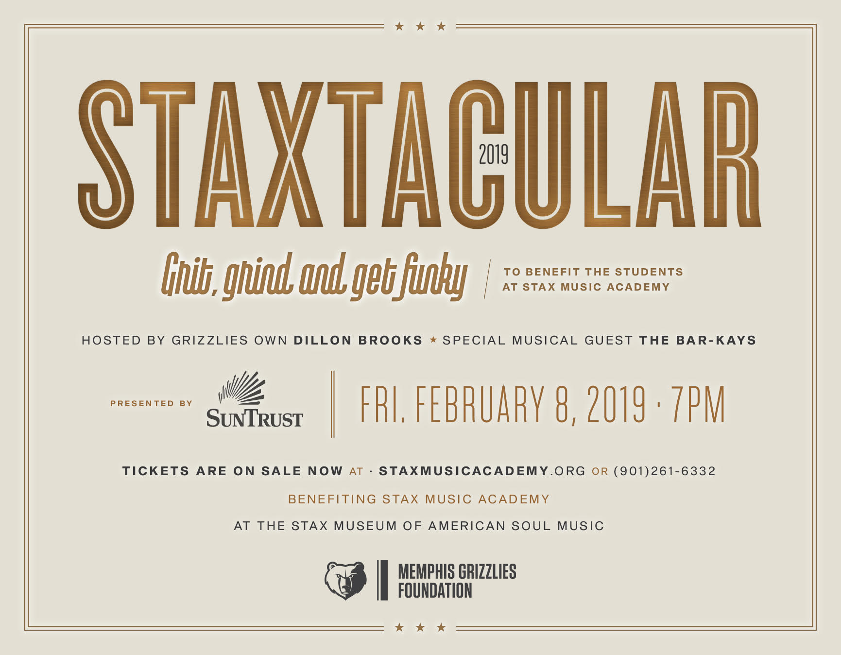 staxtacular 2019 tickets on sale now live music by stax music